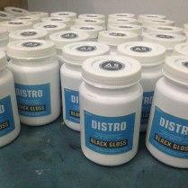 Distro Black Gloss