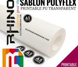 Rhinoflex Printable PU Transparant | Polyflex Korea