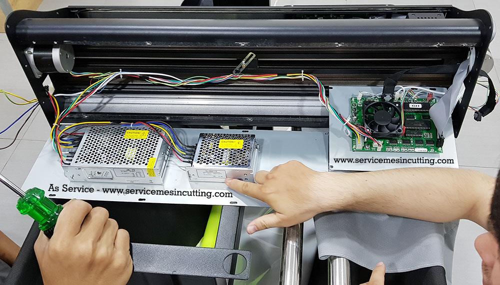 Terima jasa service mesin cutting sticker