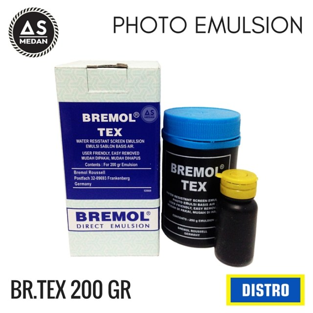 PHOTO EMULSION BREMOL TEX