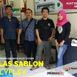 Kelas Belajar Sablon Polyflex