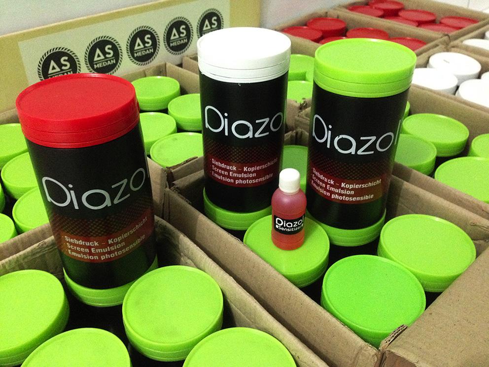 Obat Afdruk Diazol