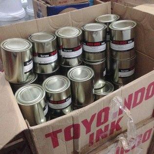 Tinta Toyo Indo