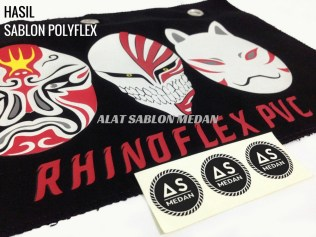 Sablon Polyflex Pvc