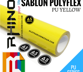 Rhinoflex PU Yellow | Polyflex Korea