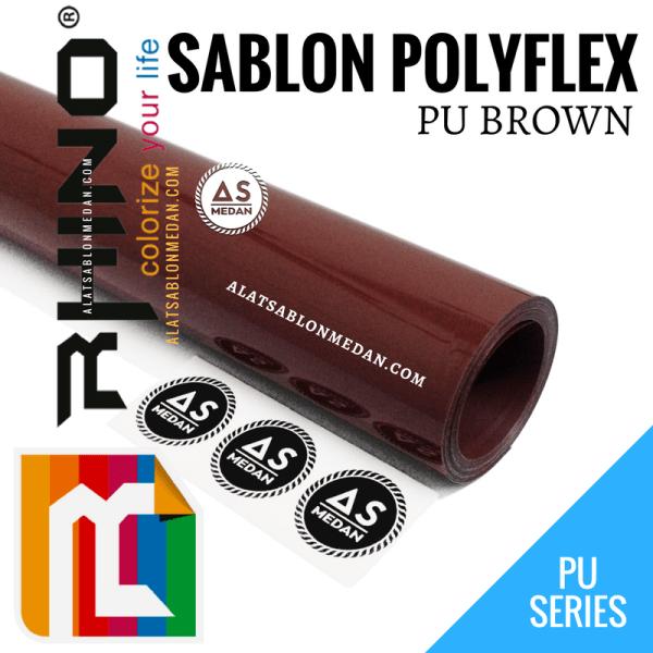 Rhinoflex PU Brown