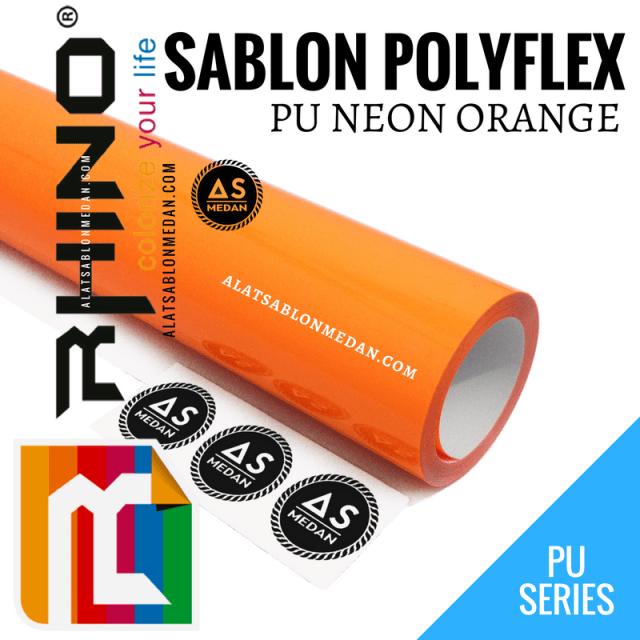 Rhinoflex PU Neon Orange