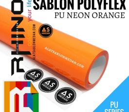 Rhinoflex PU Neon Orange | Polyflex Korea