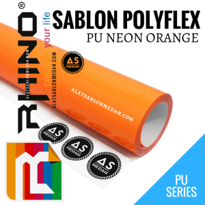 Rhinoflex PU Neon Orange
