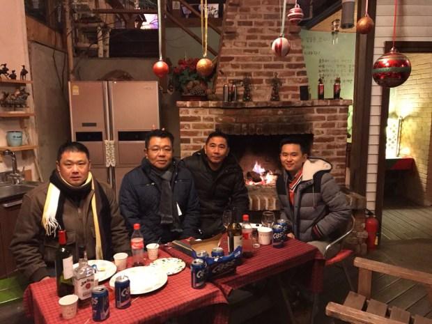 Factory Trip Goes To Korea