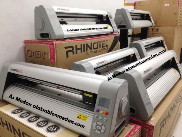 Alat sablon digital mesin cutting sticker