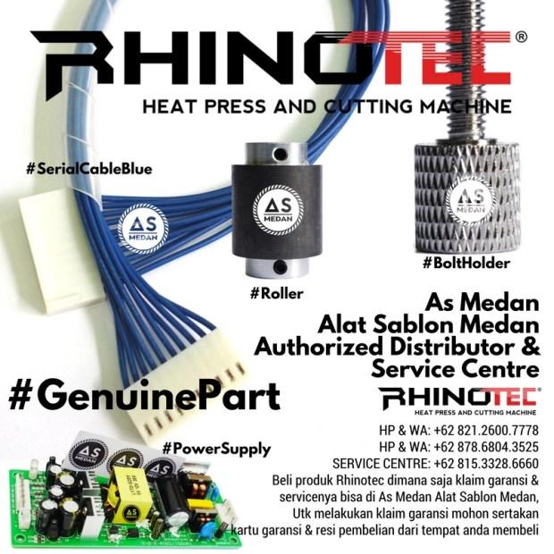 Distributor Rhinotec Heat Press & Cutting Machine