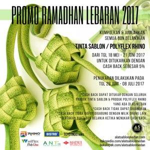 Promo Ramadhan Lebaran 2017
