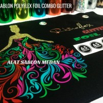 POLYFLEX FOIL GLITTER