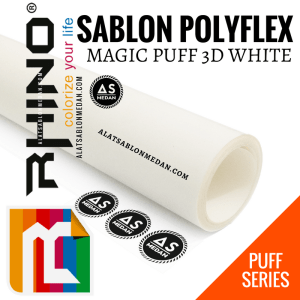 Polyflex Korea Rhino Magic Puff 3D