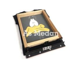 Meja Sablon Kaos SUSI Plus 46 – Alat Sablon Manual