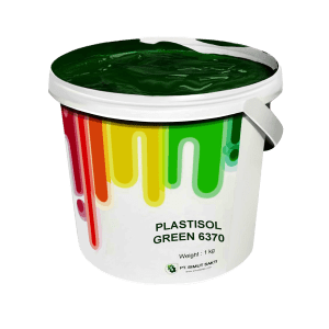 Tinta Plastisol Ant Ink Green
