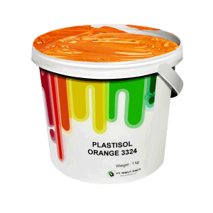 Tinta Plastisol Ant Ink Orange