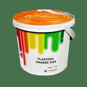 Tinta Plastisol Ant Ink Orange