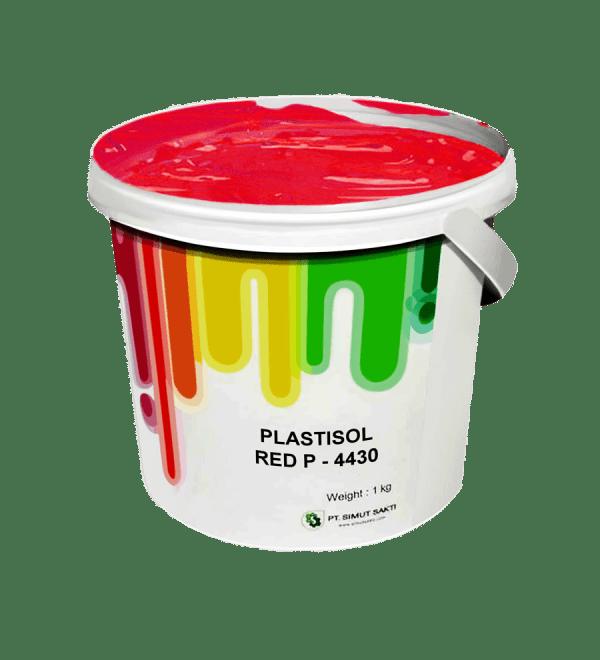 Tinta Plastisol Ant Ink Red
