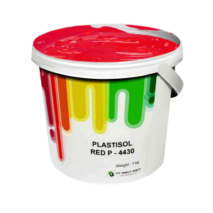 Tinta Plastisol Ant Ink Red