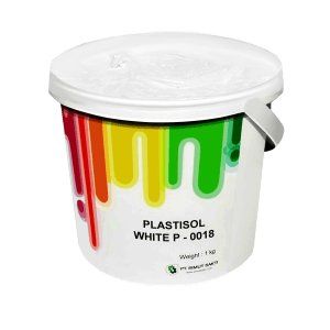Tinta Plastisol Ant Ink White