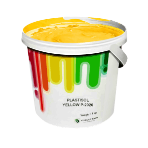 Tinta Plastisol Ant Ink Yellow