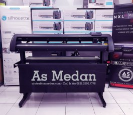 Mesin Cutting Sticker Jinka GC 1351 LED Contour