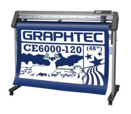 Mesin Cutting Sticker Graphtec CE6000-120 PLUS