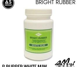 Tinta Sablon Kaos Matsui Bright Rubber White MJW 250gr