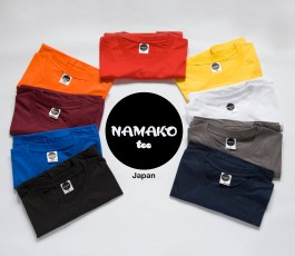 Kaos Polos Premium Namako Tee Japan | Japan Tshirt