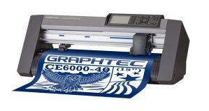 mesin cutting sticker graphtec ce6000-40