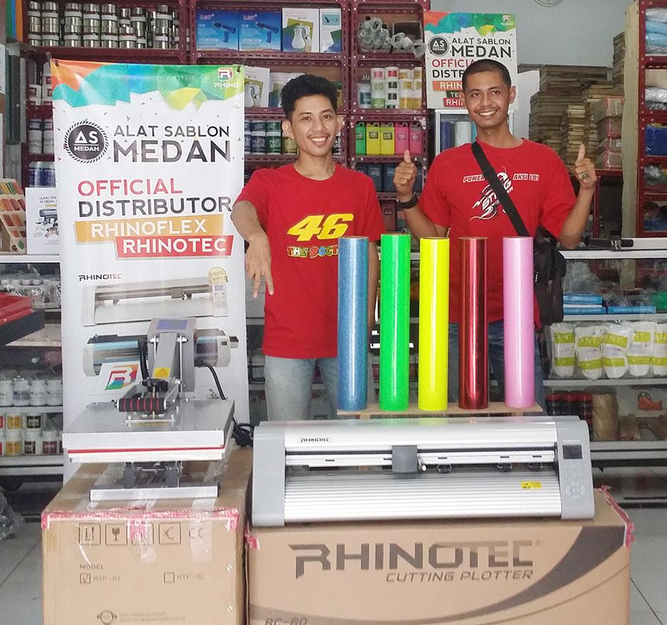 Paket Usaha Sablon Polyflex   As Medan   Alat Sablon Medan