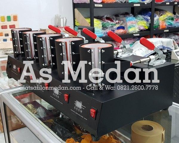 Mesin Press Mug All In One