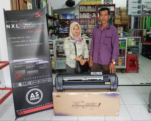 Mesin Cutting Jinka NXL PRO 721 LED | As Medan | Alat Sablon Medan