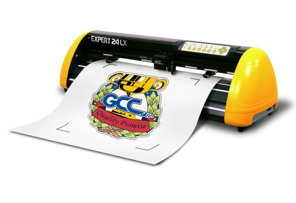 Mesin Cutting Sticker GCC EXPERT II 24LX