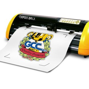 Mesin Cutting Sticker GCC EXPERT II 24LX