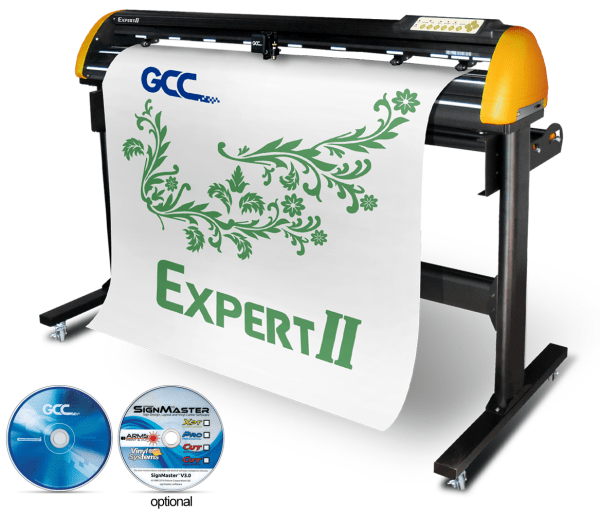 Mesin Cutting Sticker GCC EXPERT II 52