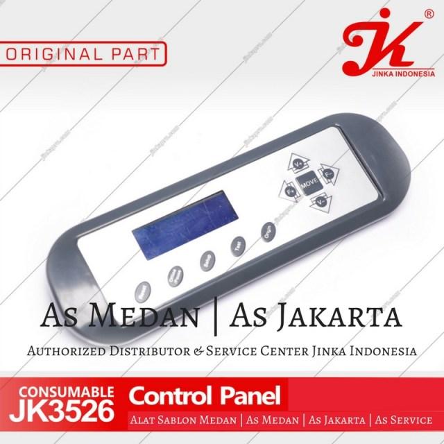 control panel mesin cutting sticker jinka