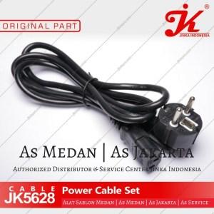 kabel power mesin cutting jinka