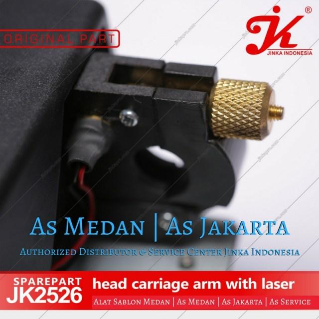 sparepart mesin cutting sticker jinka