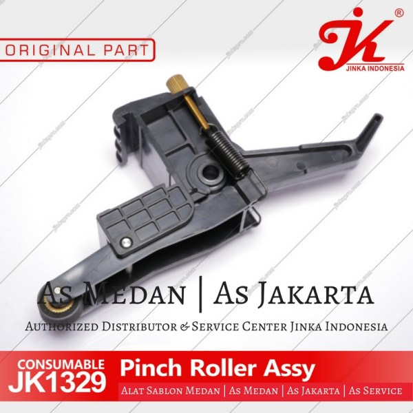 Pinch roller mesin cutting sticker jinka