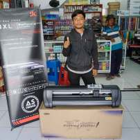 Mesin Cutting Jinka NXL PRO 721 LED CorelDraw | CV. As Medan