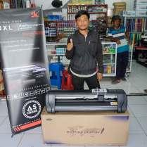 Mesin Cutting Jinka NXL PRO 721 LED CorelDraw   CV. As Medan