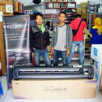 Mesin Cutting Jinka NXL PRO 1351 LED | CV. As Medan