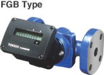 Flowmeter Tokico Digital FGB 3/4 Inchi