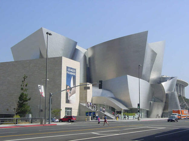 Los Angeles Walt Disney Konser Salonu