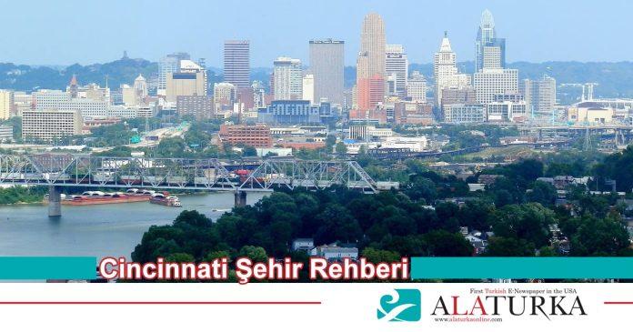 Cincinnati Sehir Rehberi