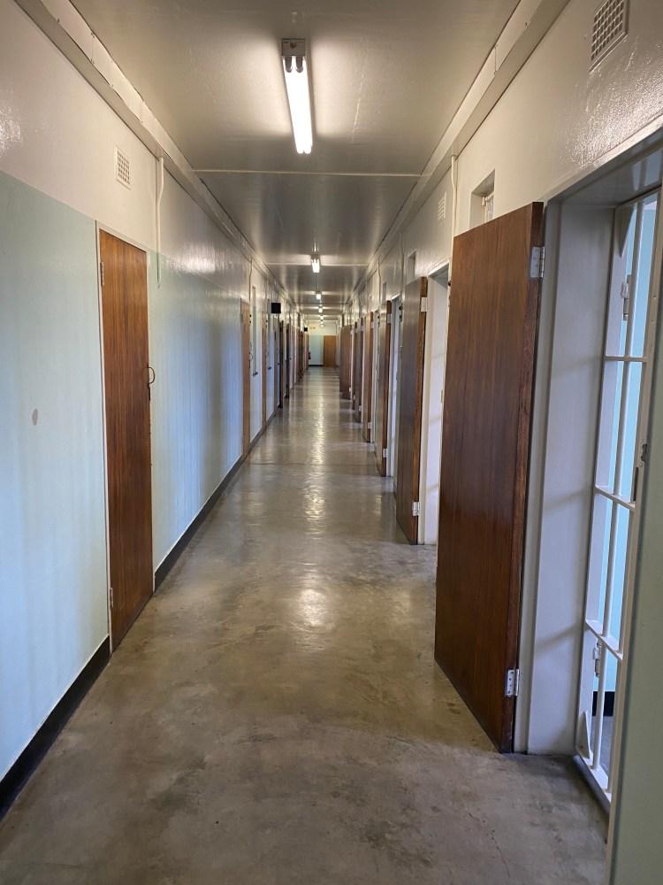 Prison Cells on Robben Island
