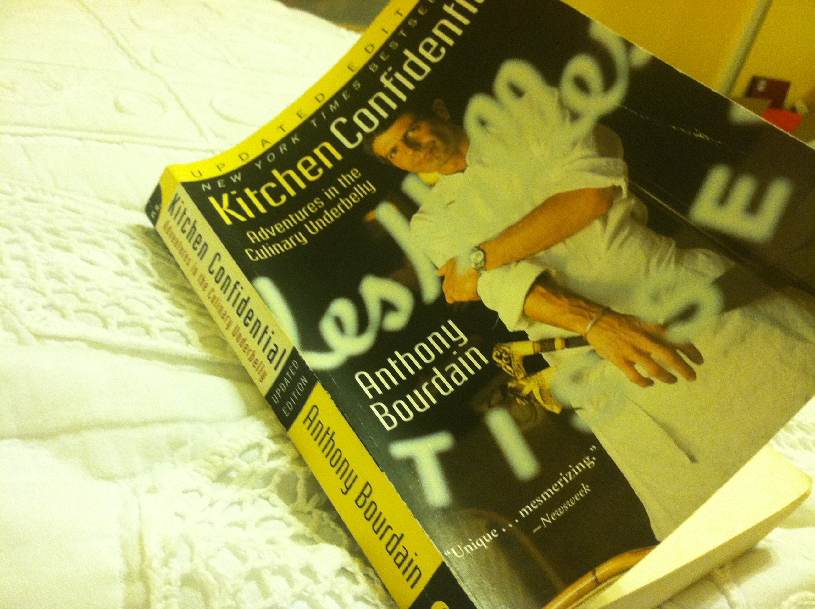 kitchen confidential book lemon rug how i survived new years well begun is half done